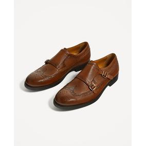 Zapatos Zara Man Oxford Hebillas Guess Tommy