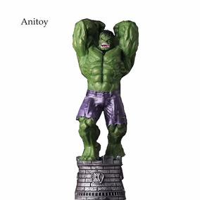 Hulk Os Vingadores Marvel Peça Colecionável 14 Cm Estátua
