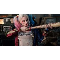Cosplay Harley Quinn Bate Escuadron Suicida