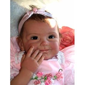Bebê Reborn Doll Realista Recém Nascido Pronta Entrega!