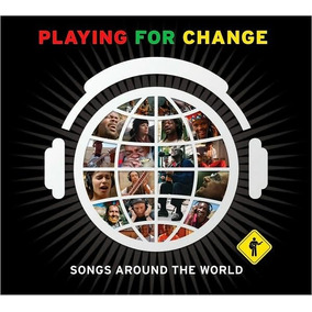 Cd+dvd Playing For Change 1/ Songs Around The World (965701)