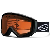 Lentes Antiparra Smith Opticos Bicicleta Sky Motocross Negra