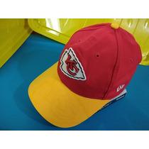Gorra New Era Nfl Jefes Kansas City Chiefs Ajustable 2016 C