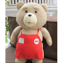 Pelúcia Urso Ted 48 Cm - Importado - Sob Encomenda