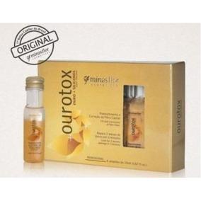 Ourotox Minas Flor Botox Capilar Top 5 + Brinde Surpresa Top