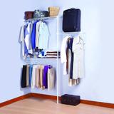 Eco Closet Organizador De Espacio Rejiplas 1031 De 1 A 1,6 M