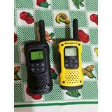 Radios Boki Toki Motorolas