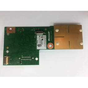 Modulo Placa Frontal Rf Power Xbox 360 Super Slim Original