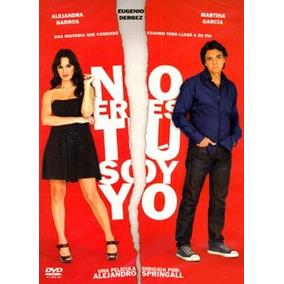 No Eres Tu Soy Yo Eugenio Derbez Pelicula Dvd