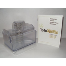 Gourmet Tofu Prensa / Adobo De Plato - Claro. Tofuxpress El