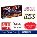 Lego Star Wars 75149 . Stock Contra Entrega Lima Perú