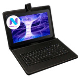 Tablet Pc 7 Android Wifi Kids Netbook Chicos + Teclado