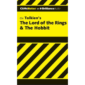 Cliffsnotes On The Hobbit & The Lord Of The Rings De Tolkien