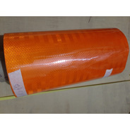 Rollo Reflec Naranja Gr.ingenier Prismatic Palopoli 0.30x50m