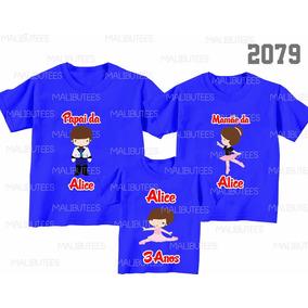 c10ead0670 Para Ballet - Camisetas Manga Curta para Feminino em São Paulo no ...