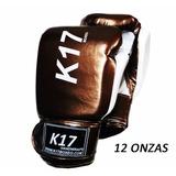 Guantes De Boxeo De 12 Onzas K17 Modelo Amateur Pro 2