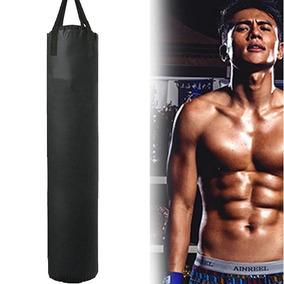 Bolsa De Boxeo Con Relleno Incluido Kick Boxing 1.20 Mts