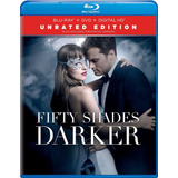Fifty Shades Darker Blu-ray + Dvd Original Nuevo Import