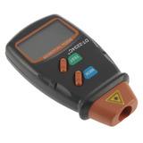 Tacômetro Digital Com Mira Laser - Medidor Rotação Rpm.