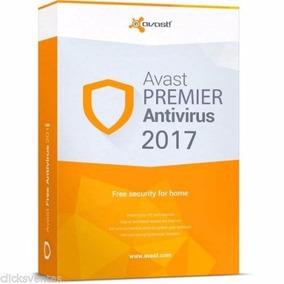 Antivirus Avast Premier 2017 1 Pc 3 Años