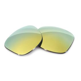 Lente Gold 24k Dourada P/ Oakley Enduro Proteção Uv+ Brindes