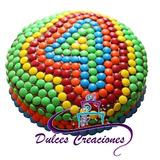 Torta Pastel Infantil Decorado Con Dandy (no Fondant)