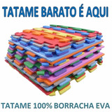 Tatame Eva 50cmx50cmx10mm - O Barato É Aqui - Terra Fitness