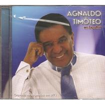 Cd Agnaldo Timoteo - Em Espanhol ( Argentina 1971)