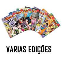 Revista Turma Da Monica Jovem Varias Ediçoes Novas