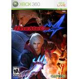 Devil May Cry 4 - Xbox 360 De Capcom
