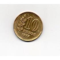 10 Pesos 1977 - Argentina