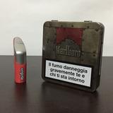 Encendedor Y Cigarrera Marlboro Red De República Checa 02
