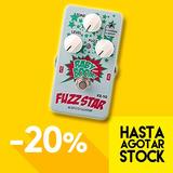 Pedal Fuzz Biyang Fz10 True Bypass Fuzz Análogo Oferta -20%