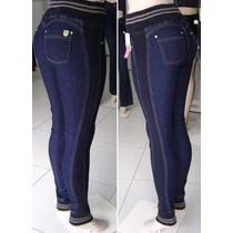 Calça Jeans Com Moletom W.pink Jeans