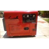 Planta Electrica Diesel 6.5 Kva Arranque Electrico Nueva