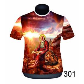 Camiseta Catolica - Orixás - Xango 301