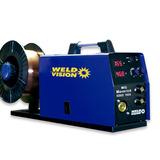 Máquina De Solda Inversora Mig/eletrodo Maverick Weld Vision