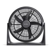 Ventilador Turbo Piso O Pared Semi Industrial 20¨ 80w Axel