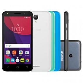Smartphone Alcatel Pixi 4 5010e Colors Tela 5