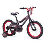 Bicicleta Mercurio Troya Rodada 16 Acero Modelo 2018