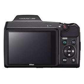 Camara Nikon L840 Coolpix 16mp 38x Zoom + Memoria 16gb Funda