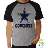 Camisa Nfl Jersey Dallas Cowboys Masculinas no Mercado Livre Brasil 356d0e15e2c