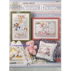 Revista Punto Cruz Vintage Nursery Rhymes