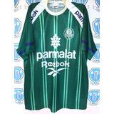 Palmeiras Usada Treino 1997 Reebok Gg Sem Defeito Zerada