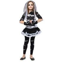 Monster Girls Novia Horror De Halloween Costume Large Sz