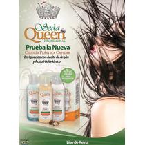 Cirugia Plastica Capilar Seda Queen 50 Ml Original