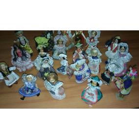 Muñecas Antiguas Souvenirs Del Mundo