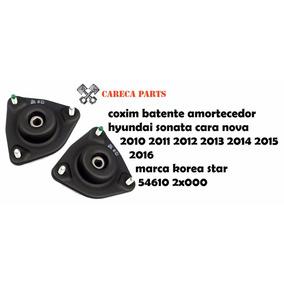 Par Coxim Batente Amortecedor Hyundai Sonata 10 11 12 13 14