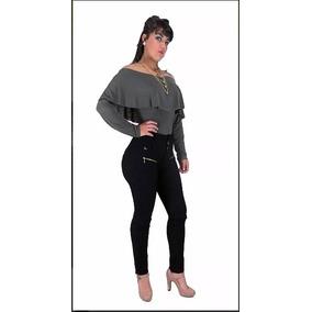 Blusa De Boleros Para Mujer - Dama