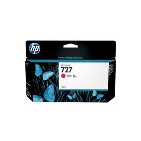 Cartucho Plotter Hp 727 Magenta 130 Ml B3p20a *oem